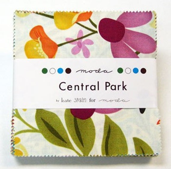 Central Park by Kate Spain for moda- Charm Pack
