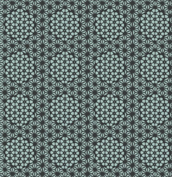 Starcomb in Darkwater from Curious Nature- SPECIAL PRICE on Half Yards