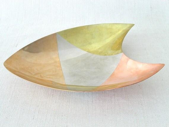 Metales Casados - Married Metals Bowl by E.Cabello