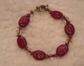 Red Delight Bracelet