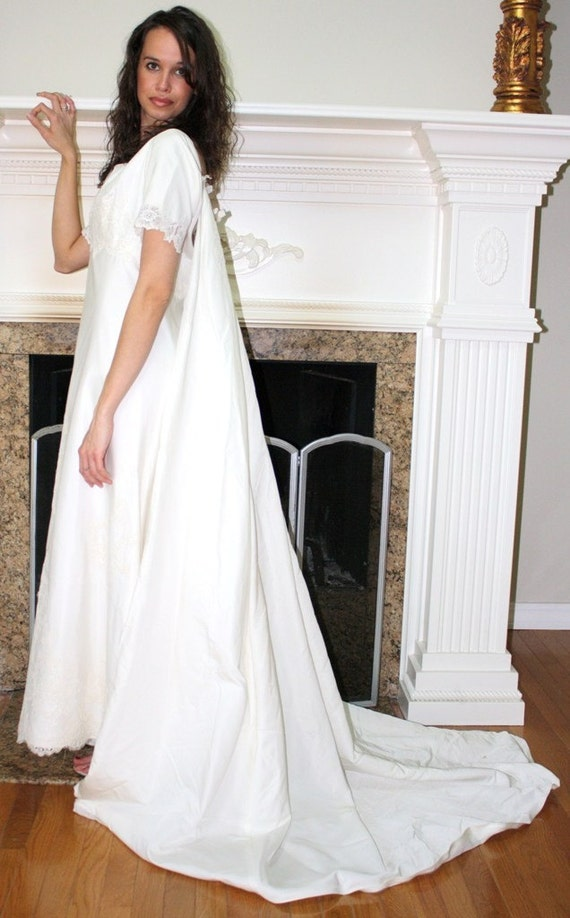 Items Similar To Vintage Wedding Dress Neiman Marcus Kay