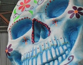 Giant Sugar Skull - Day of the Dead - Dia de los Muertos - Custom Prop