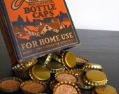 Set of Cork Lined Bottle Caps. Great For Your Next Project.
