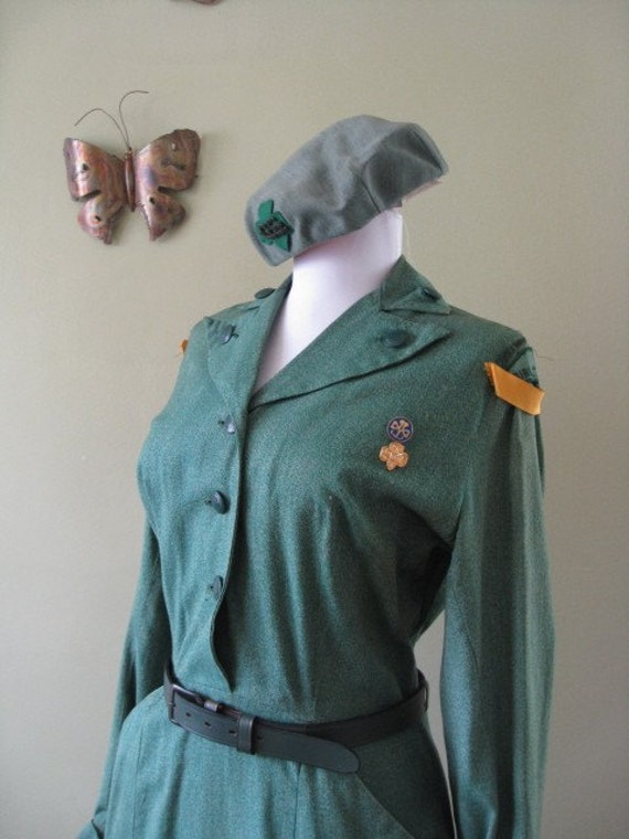 Vintage Scout Uniforms 34