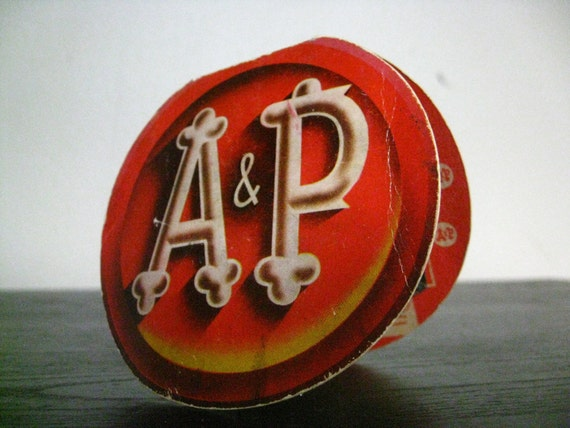 Your New Collection. A & P Sewing Needle Book.