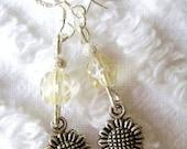 SALE - WAS 19 - Sun and Lemonade - SS Earrings