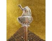 Jordan Camel Vintage Souvenir Demitasse Spoon