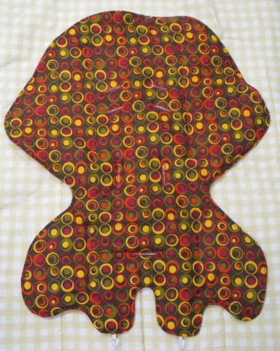 neat seat graco high chair cover replacement paprika circles
