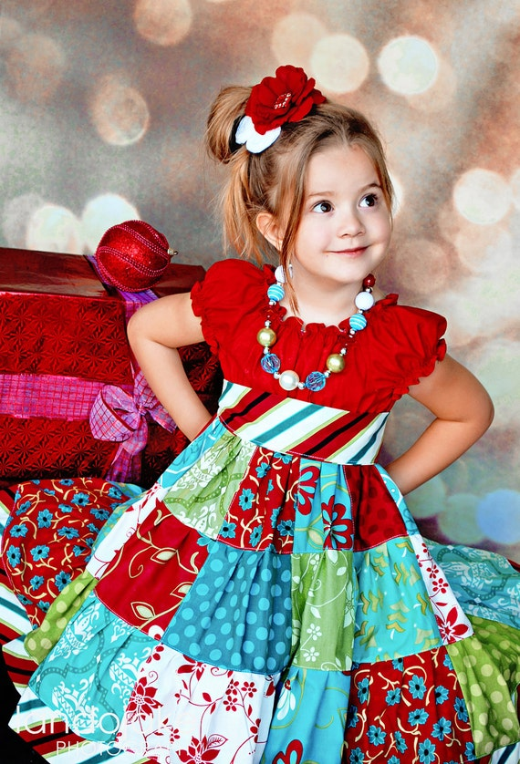 Limited The Cindy Lou dress by Corinna Couture Christmas
