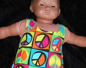 BittyBaby Peace Jumper