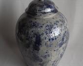 Large Ceramic Cremation Urn