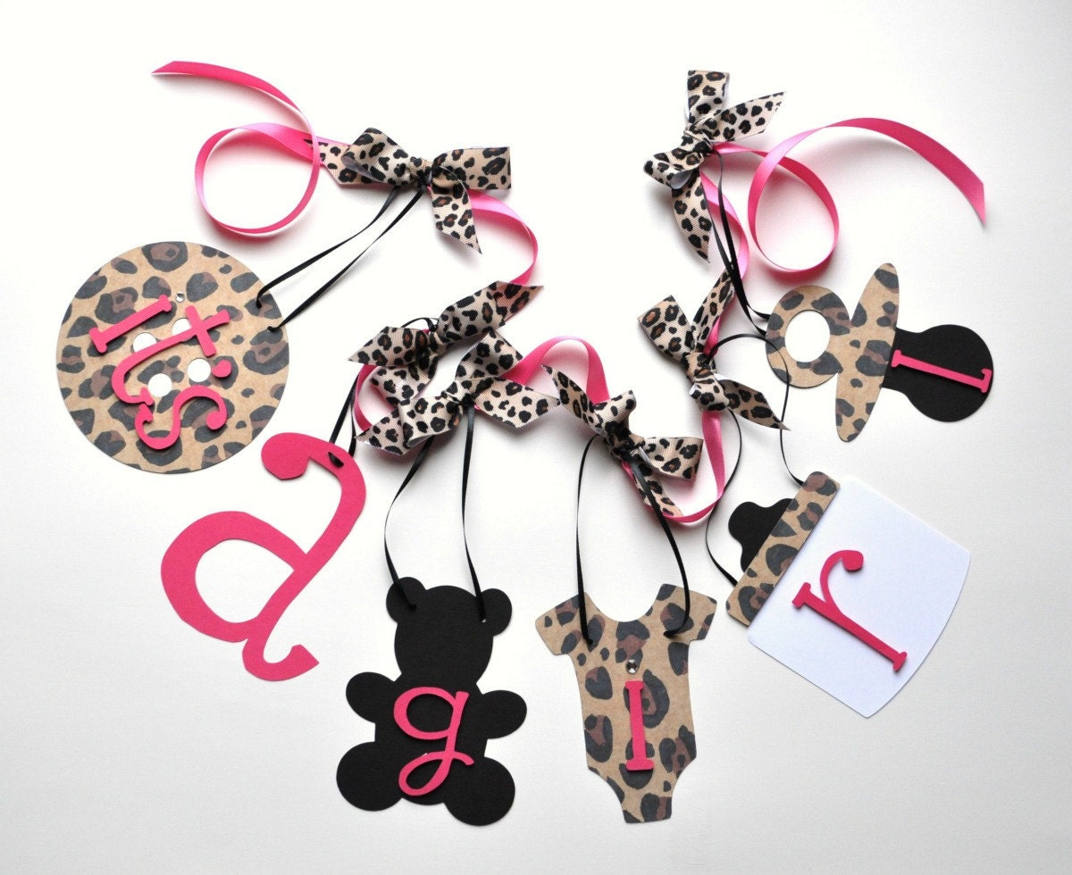 Newest Cheetah Baby Shower Parties