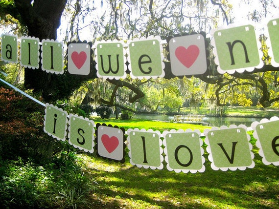 All We Need Is Love Banner