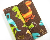 SALE 50% OFF- Baby Car Seat Strap Covers Dino Dudes Dinosaur