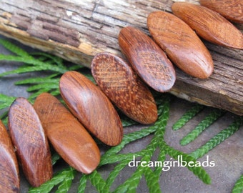 Phillippine Bayong Wood Beads