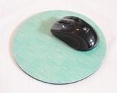 Burlap Mouse Pad