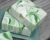 Rosemary Mint Soap / Essential Oil Soap / Cold Process Soap