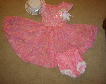 Costume Halloween Bo Peep Mary Mary dress bloomers sheep hat womens sz 8