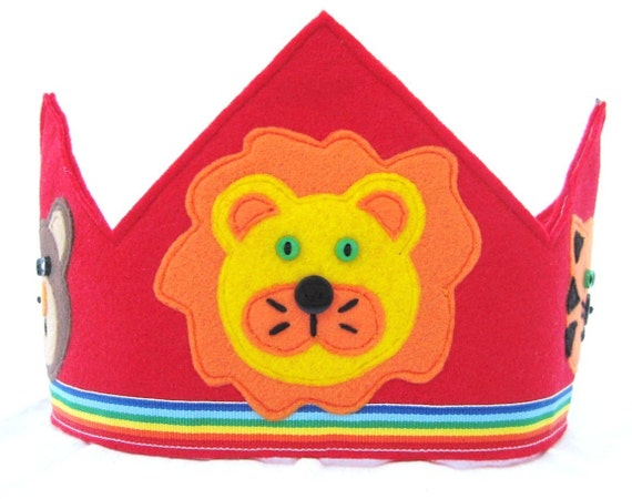 The Lions and Tigers and Bears Circus Crown