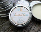 Vanilla-Mint Lip Balm (Vegan Friendly)