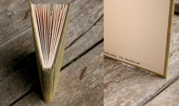 Orchard - handbound hardcover sketchbook / journal