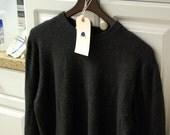 Vintage Black Joseph & Lyman Sweater Mens