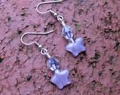 Dainty Purple Stars