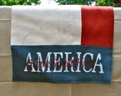 America Table Runner