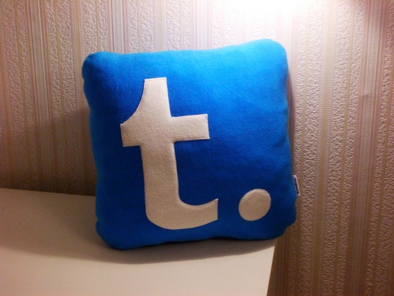 Cute Tumblr Pillows Etsy : Items similar to Tumblr Pillow on Etsy