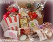 Sampler Box OOTBS Team Chocolate themed