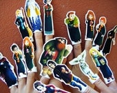 Harry Potter BIG SET of 15 finger puppets