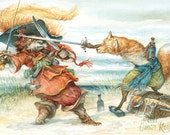 The Duel (print)