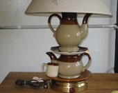 VintageTea Pot,Sorry,donated to fire victims in our area