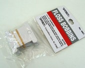 Floss Bobbins cardboard for holding thread Westex No. 4901