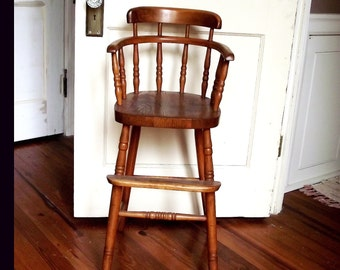 Colonial Style wooden Youth Chair