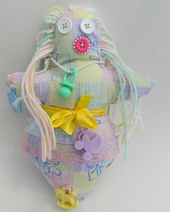 Fertility Goddess Spirit  Doll / Spell Poppet for Conception