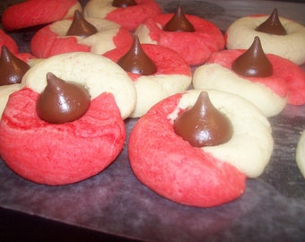 Hershey Kisses Sugar Cookies for that Special Someone