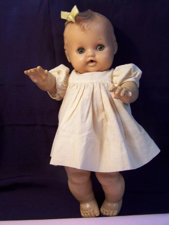 Betty Bows Sun Rubber Doll 1953 By Plantdreaming On Etsy