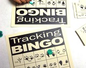 Animal Tracking BINGO - Traditional Bingo with a Twist