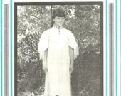 Eagles View Pattern Girls Leather Indian Dress Pattern 4 12 PM 77 FF