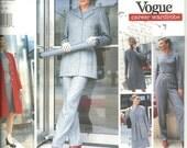 Vogue Pattern 1902 Jacket Coat Pants Dress Top size 14 16 18 year 1996