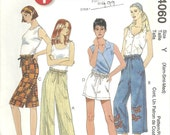 McCalls Pattern 4060 Pants 2003 size Xsm Sml Med FF