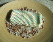 Bright and Bubbly 1960s Candy-Colored Clutch Purse