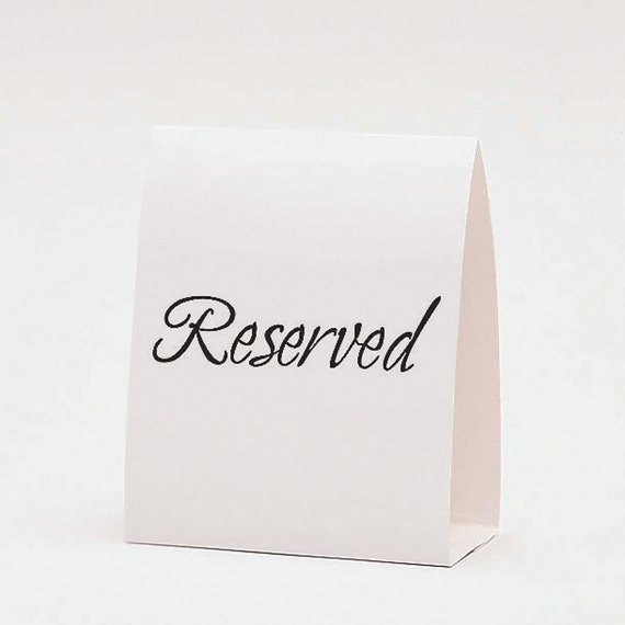 Reserved Order for Syl2830