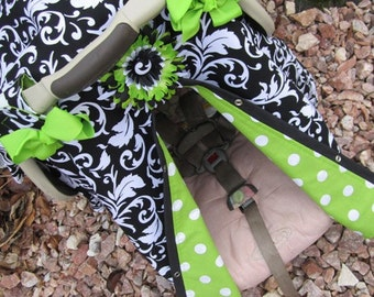 Car seat canopy Free Shipping Code Today  / carseat cover / car seat cover / car seat canopy / nursing cover