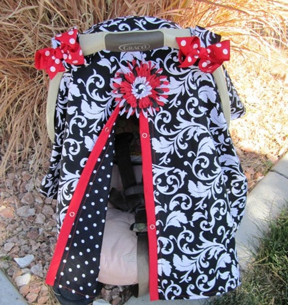 Baby Carseat canopy free shipping code today / car seat cover / nursing cover / carseat canopy / carseat cover