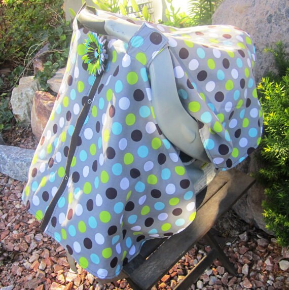 Carseat canopy  / Car seat cover / car seat canopy / carseat cover / carseat canopy / nursing cover / boy