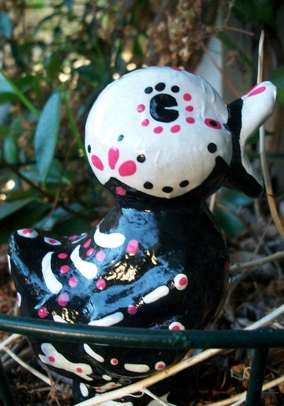 One DEAD Duck- Dia de Los Muertos Designed- Cutie