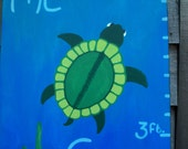 Sea Me Grow Growth Chart