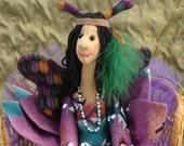 Indian Fairy J102
